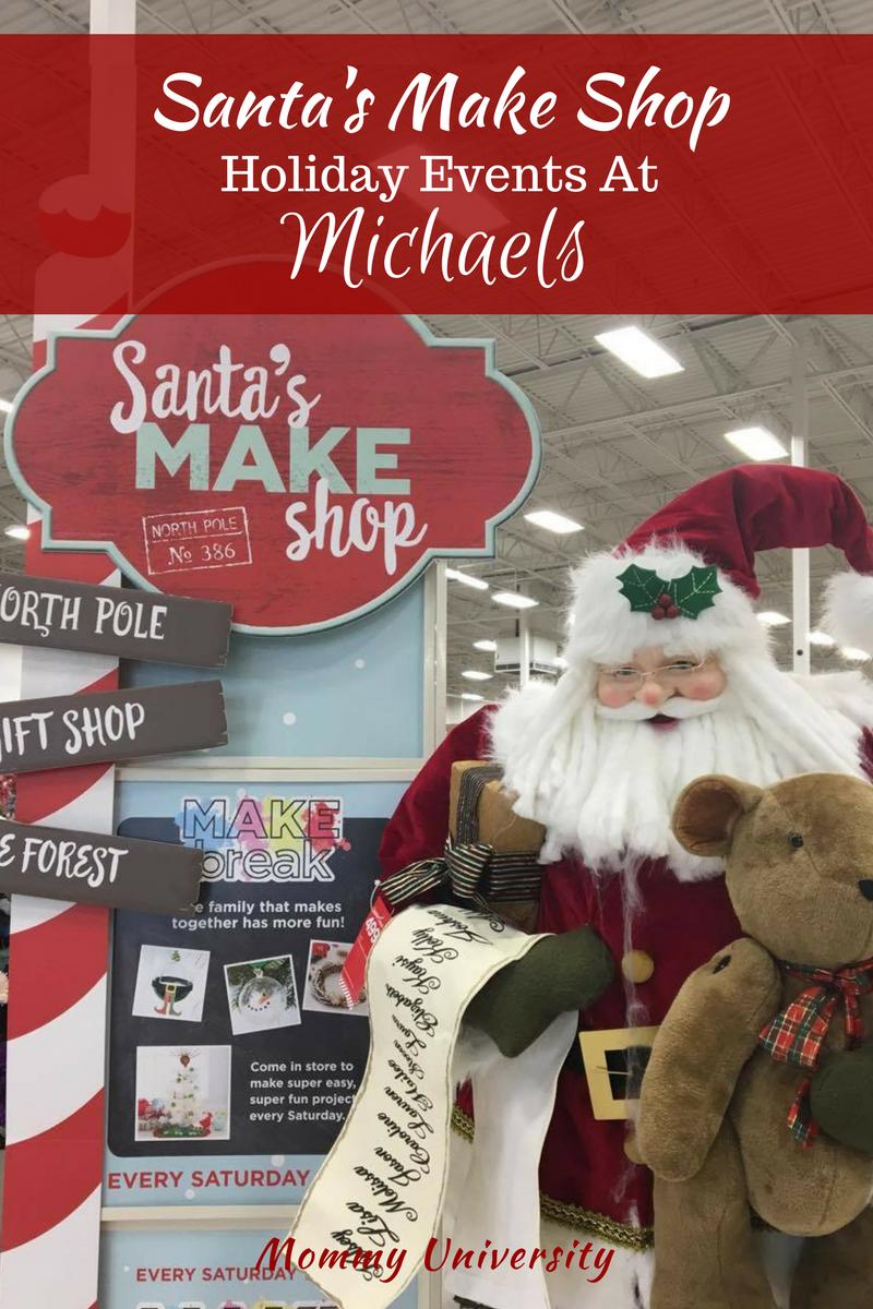 Santa's Make Shop