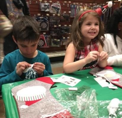 Santa's Wonderland at Bass Pro Shops