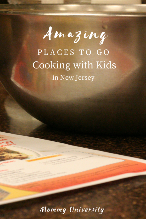 Amazing Places to Cook with Kids in New Jersey