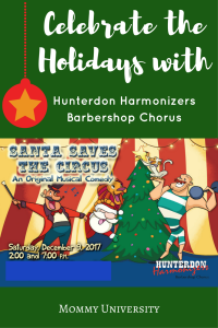 Celebrate the Holidays with Hunterdon Harmonizers-2