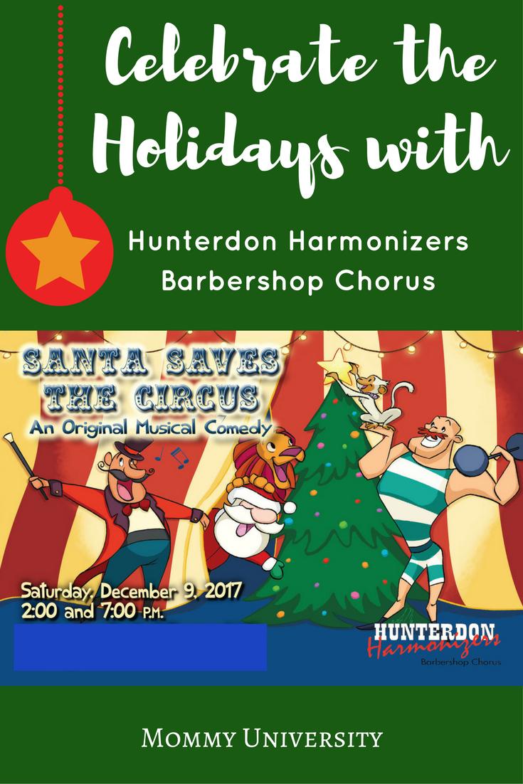 Celebrate the Holidays with Hunterdon Harmonizers-2