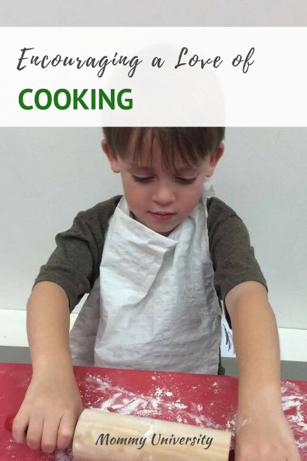 Encouraging a Love of Cooking : 10 Ways to Introduce Kids to Cooking