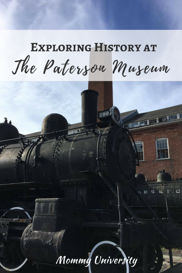 Exploring History at The Paterson Museum