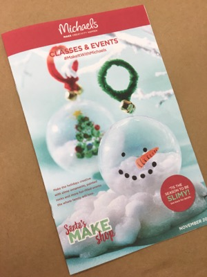 Michaels Slime Ornaments