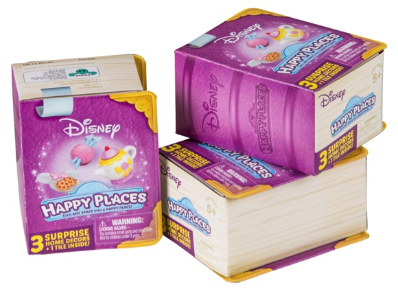 HAPPY PLACES DISNEY S1 SURPRISE PACK CDU