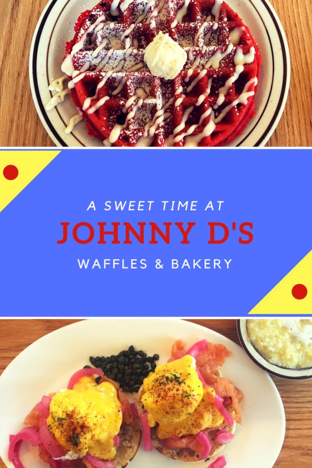 Johnny D's Waffles and Bakery