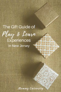 The Gift Guide of Play & Learn Experiences in New Jersey