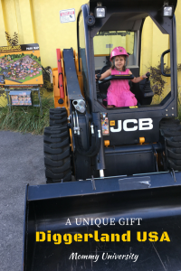 Gifting Memories at Diggerland USA