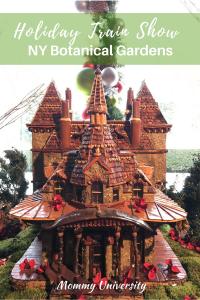 Holiday Train Show at New York Botanical Garden