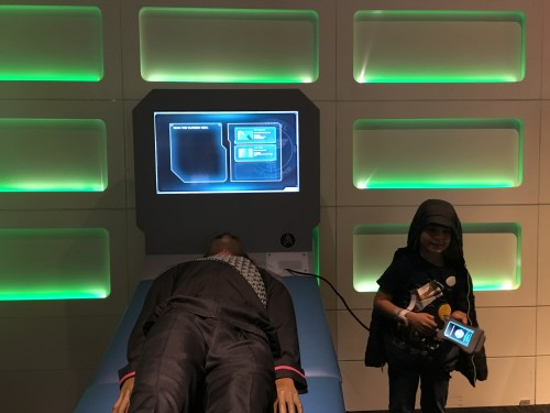 Star Trek Adventures into Space at Liberty Science Center