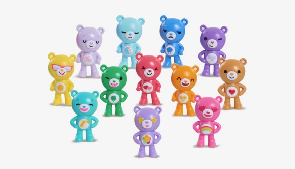 Care Bears Care-Moji Figures
