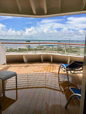 Disney Dream Boat Balcony