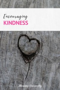 Encouraging Kindness