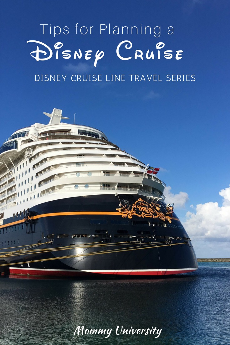 Tips for Planning a Disney Cruise