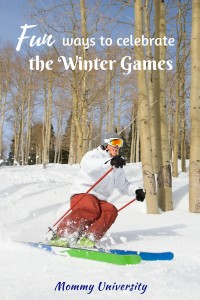 Fun Ways to Celebrate the Winter Games