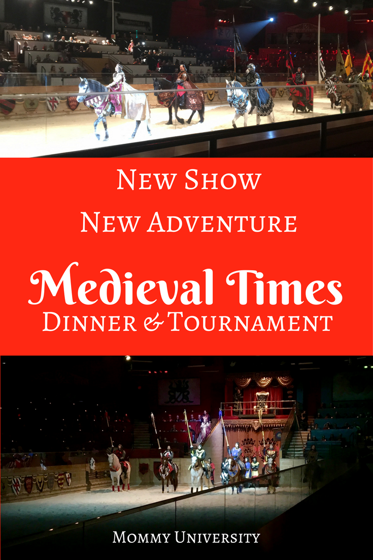 New Show New Adventure at Medieval Times