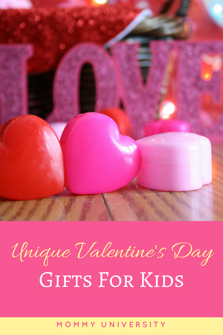 Unique valentine s day gifts for kids mommy university for Valentines unique gifts for her