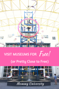 Visit Museums for FREE (or pretty close to free)