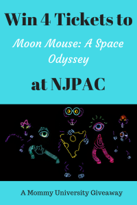 Win 4 Tickets to NJPAC