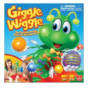 Goliath Giggle Wiggle Game