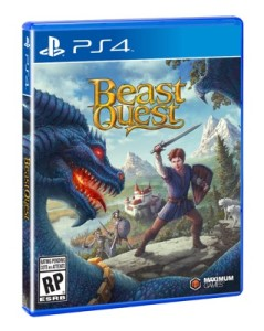 Box Art - Beast Quest PS4