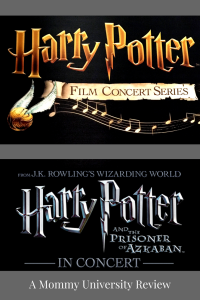 Harry Potter and the Prisoner of Azkaban in Concert Review