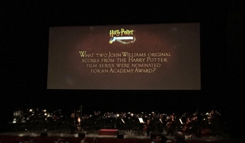 Harry Potter NJPAC Trivia