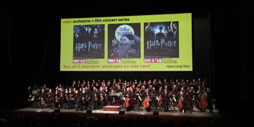 Harry Potter Upcoming Concerts at NJPAC