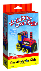 CFK Make Your Own Train