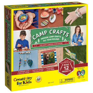 Camp Crafts Party