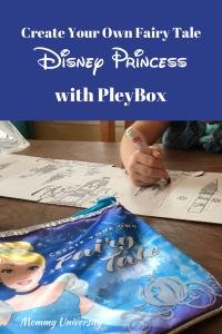 Disney Princess Pleybox Cinderella