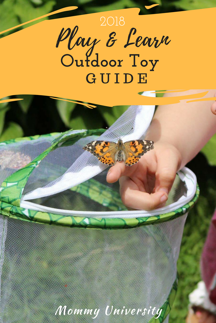 Play & Learn Outdoor Toy Guide 2018