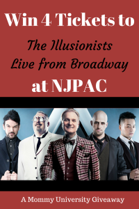 Win 4 Tickets to The Illusionists