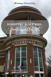 Discovery Place Kids Huntersville