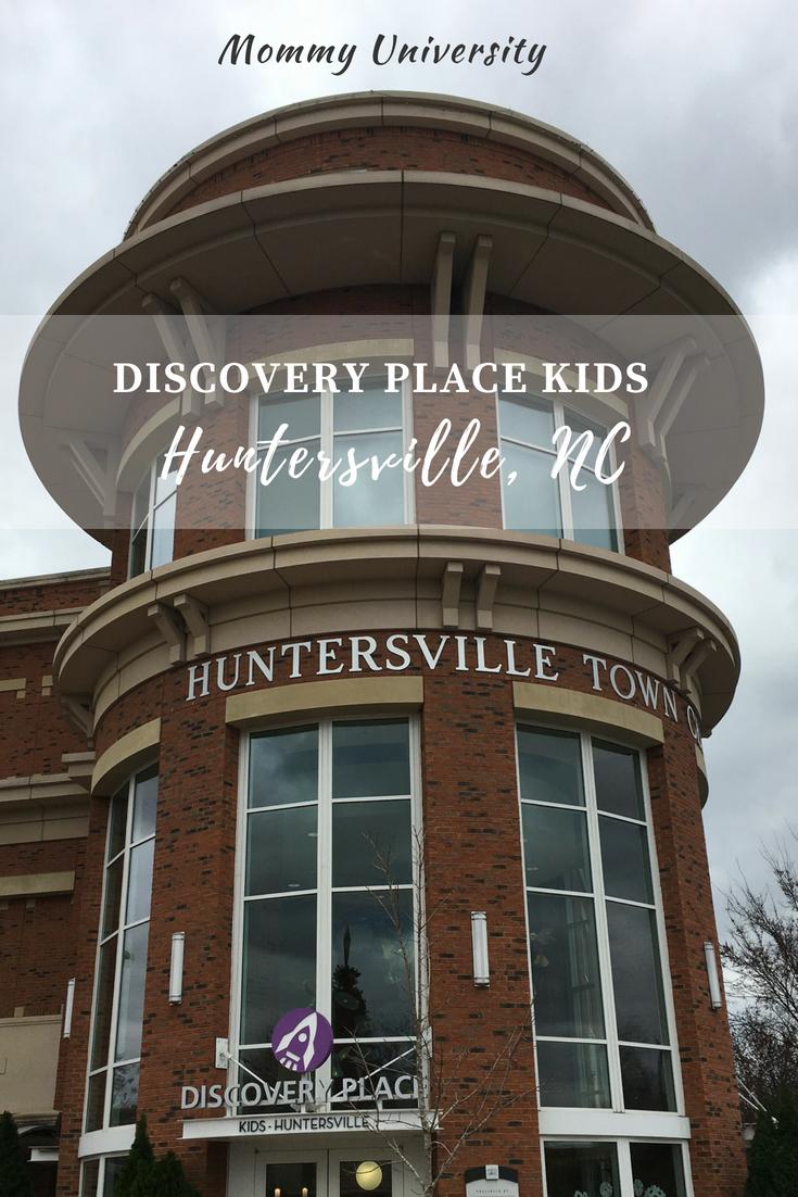 Discovery Place Kids Huntersville