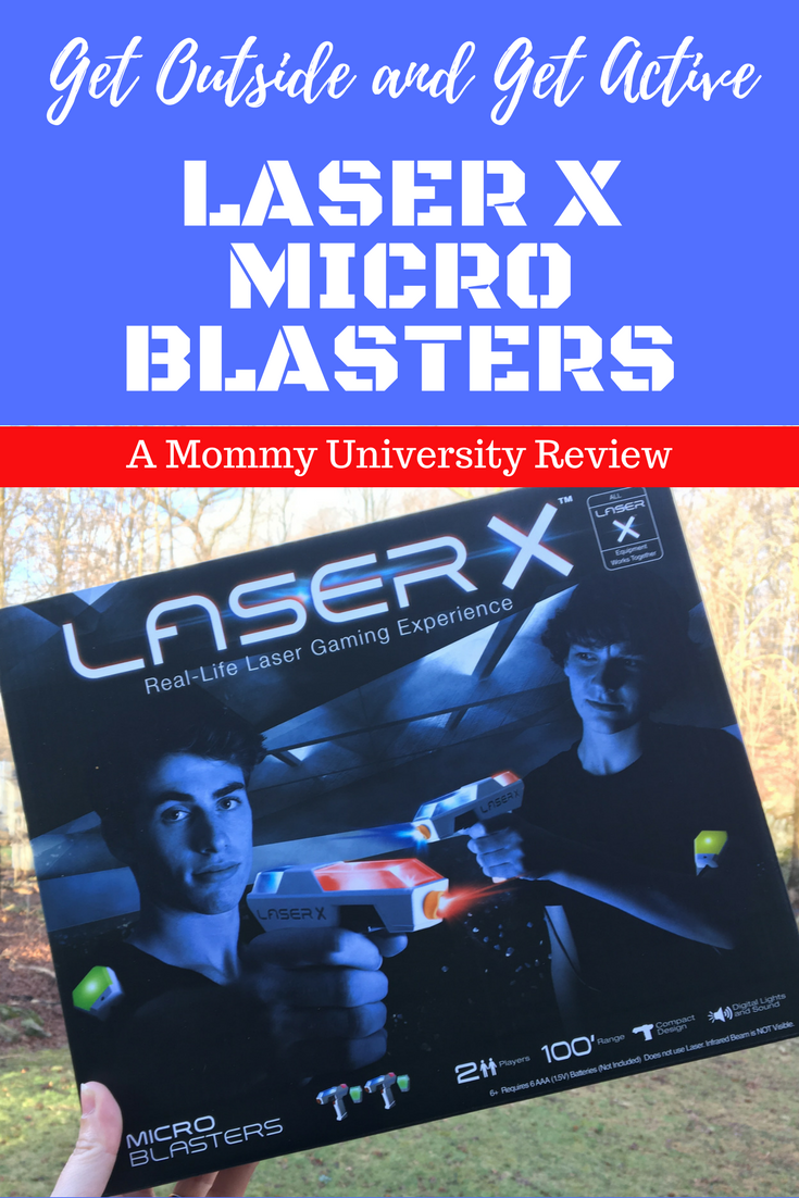 Laser X Micro Blasters Review