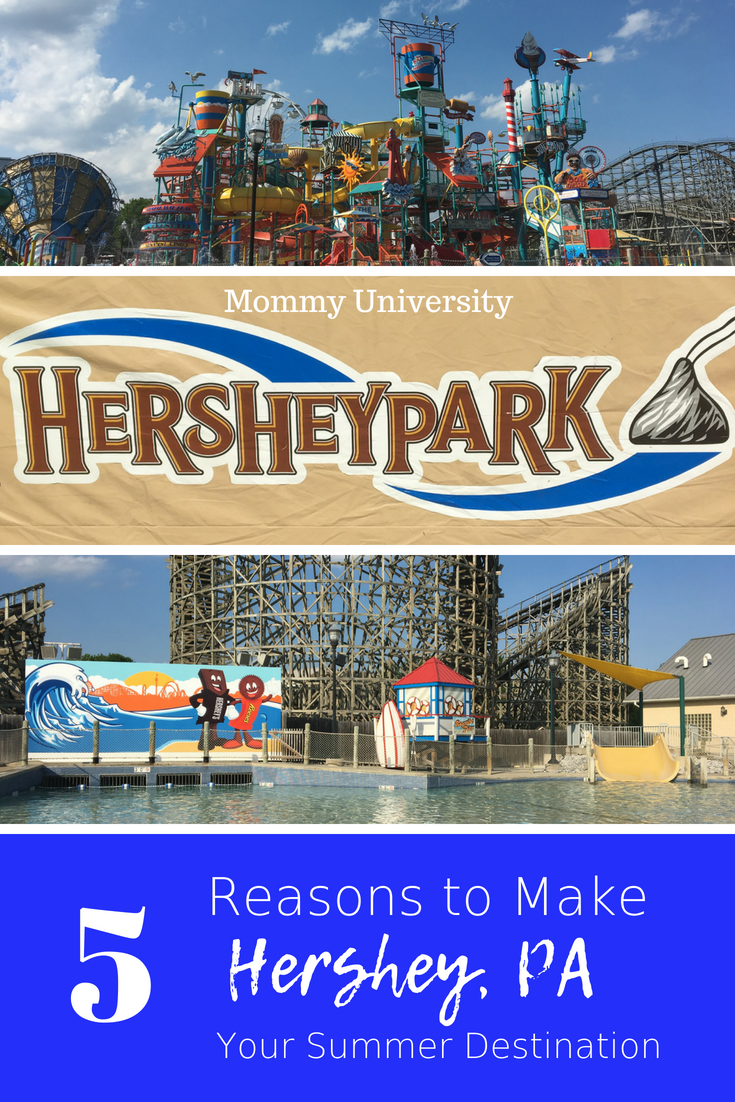 Reasons to Make Hershey, PA Your Summer Destination