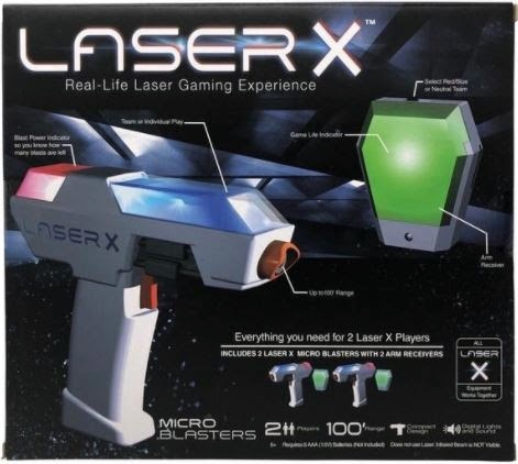 Laser X Box