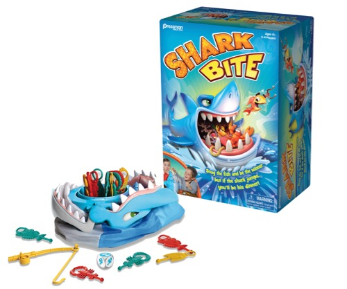 Shark Bite Game