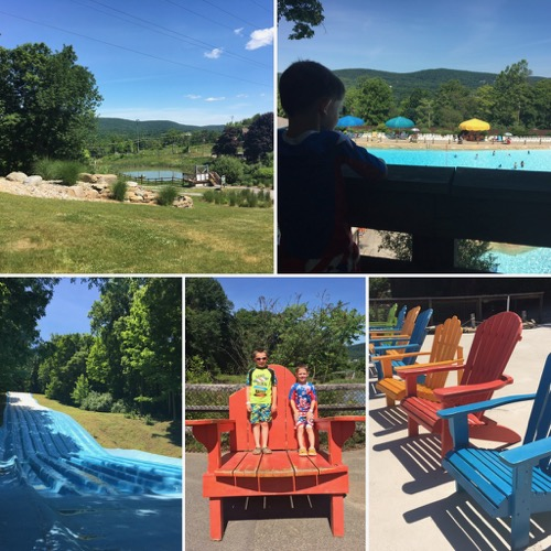 Relax at Mountain Creek Waterpark