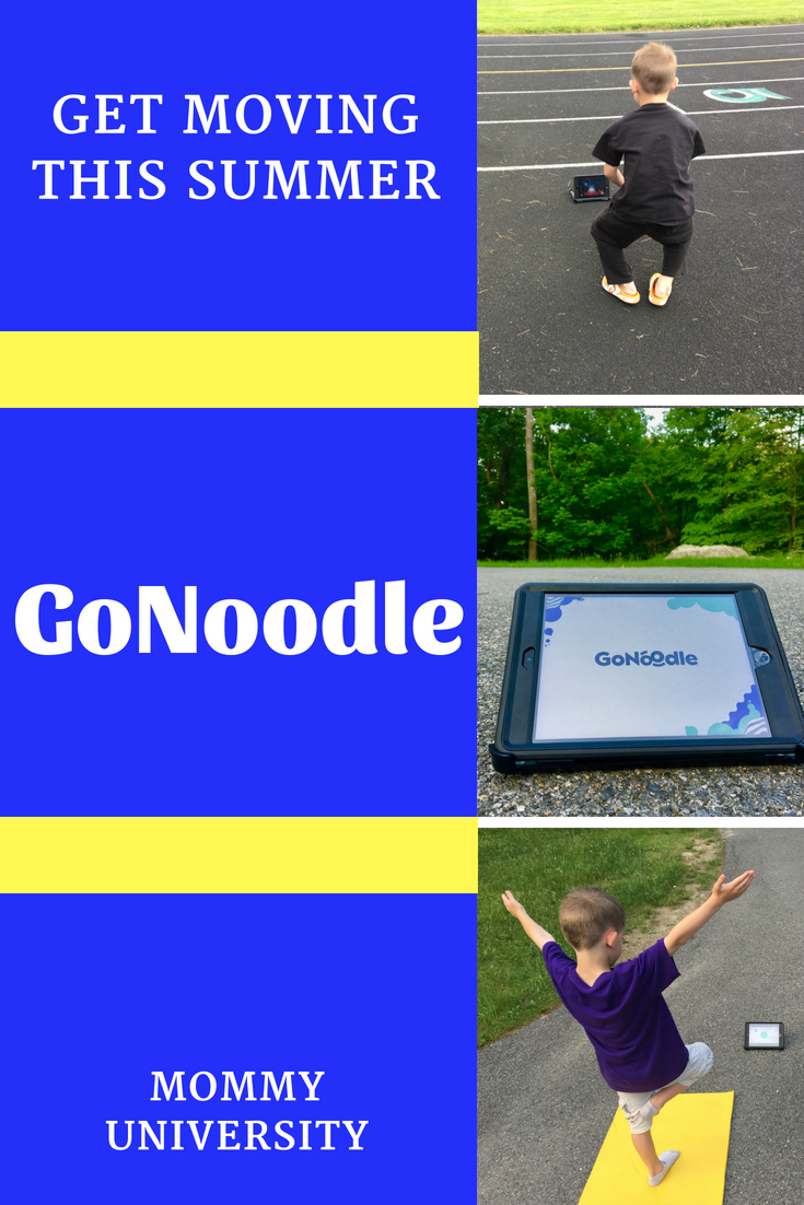 Get Moving with GoNoodle