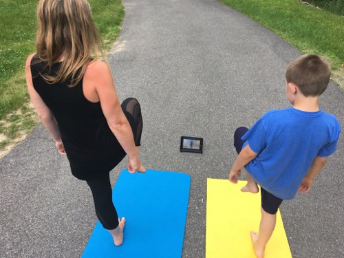 Moms and kids can GoNoodle together this summer!