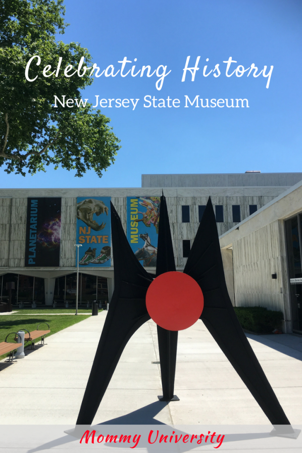 A Review of the NJ State Museum