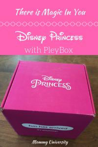 Disney Princess Pley Box May 2018