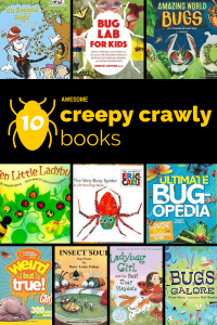 10 Awesome Books about Insects