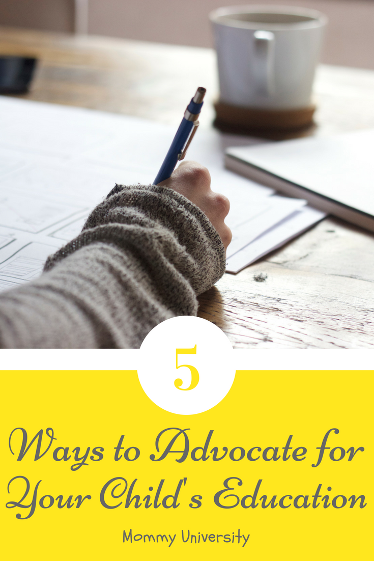 5 Ways to Advocate for Your Child's Education-2