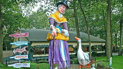 Storybook Land Mother Goose