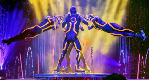 Photo provided by Cirque Italia
