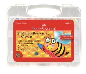 129124 Beeswax Crayons #1