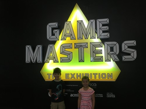 Game Masters at The Franklin